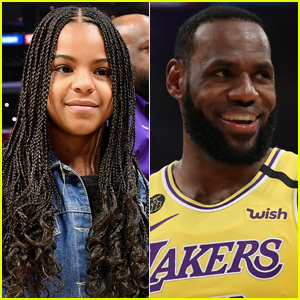 Blue Ivy Carter is Totally Starstruck Meeting LeBron James in Sweet Video!