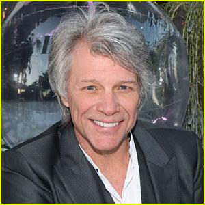 Jon Bon Jovi Thinks His Son Had a 'Mild' Case of Coronavirus