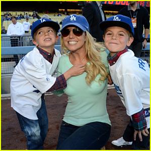 Jayden Federline Says Mom Britney Spears May Quit Music & Addresses Conservatorship