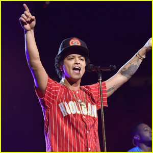 Bruno Mars Donates $1 Million to Aid in Pandemic Relief