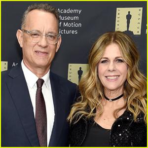 Celebs React to Tom Hanks & Rita Wilson Testing Positive for Coronavirus