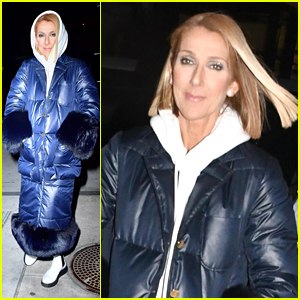 Celine Dion Fans Sing 'My Heart Will Go On' On Subway After Her Concert
