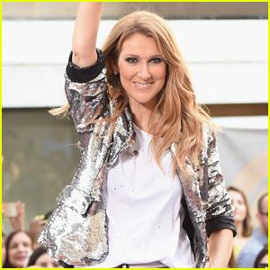 Celine Dion Sends Positive Message To Fans Amid Coronavirus Pandemic