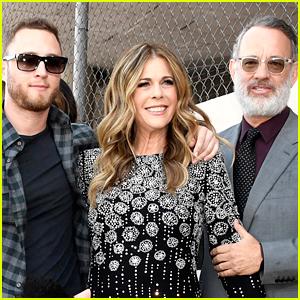 Chet Hanks Updates Fans On Parents Tom Hanks & Rita Wilson After They Test Positive For Coronavirus