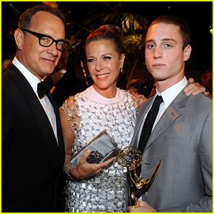 Chet Hanks Updates Fans on Parents Tom Hanks & Rita Wilson's Health Since Leaving the Hospital