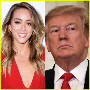 Chloe Bennet Calls Out President Trump for 'Disgusting' Use of 'Chinese Virus' as Racist Deflection