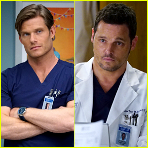 Chris Carmack Was 'Drenched in Tears' Watching Justin Chambers's Exit From 'Grey's Anatomy'
