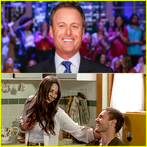 Chris Harrison Weighs In On Peter Weber & Kelley Flanagan Romance Rumors