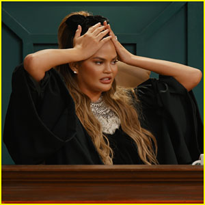 Chrissy Teigen Settles Her Twitter Followers' Disputes with a Virtual 'Chrissy's Court' Session