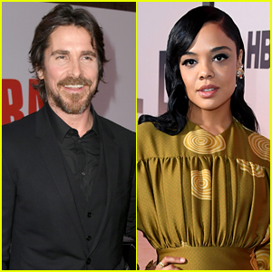 Christian Bale Will Play The Villain in 'Thor: Love and Thunder', Tessa Thompson Says