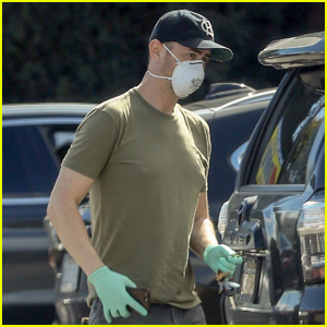 Colin Hanks Takes Extra Precautions in L.A. as Dad Tom Hanks Remains Under Quarantine