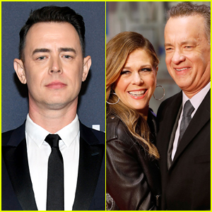 Colin Hanks Updates Fans on Tom Hanks & Rita Wilson's Coronavirus Diagnosis