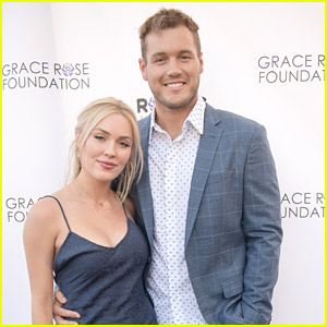 Colton Underwood Thanks Cassie Randolph & Her Family For Taking Care of Him While He's Ill