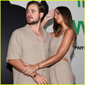 Dacre Montgomery & Girlfriend Liv Pollock Couple Up at Cartier Australia Event