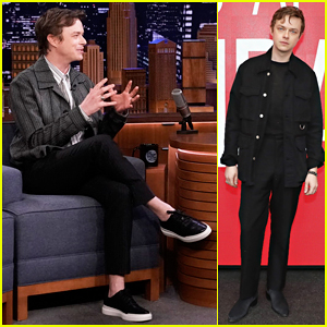 Dane DeHaan Says 'Social Isolation Is My Vibe' In Front of Empty 'Fallon' Audience!