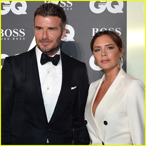 David Beckham Pens Sweet Mother's Day Message to Wife Victoria Beckham