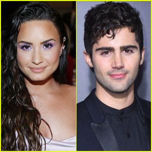 Demi Lovato Accidentally Crashes Boyfriend Max Ehrich's Instagram Live!