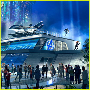 Disneyland Reveals Epic First-Look Photos of Avengers Campus!