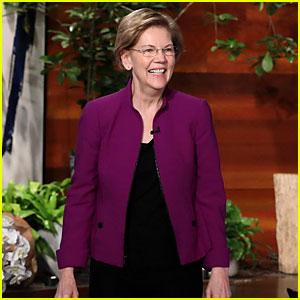 Elizabeth Warren Has a Detailed Plan to Fight Coronavirus, Explains It on 'Ellen' (Video)