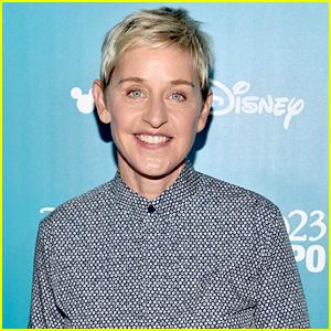 Ellen DeGeneres Says She's 'Bored Already' After Show Stops Production Until April