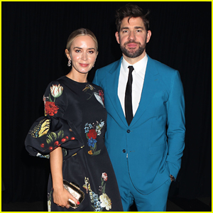 Emily Blunt Is the 'Most Tremendous Actress of Our Time' According To Hubby John Krasinski!