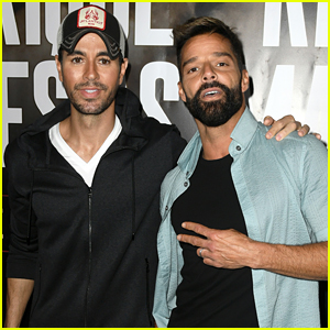 Enrique Iglesias & Ricky Martin Announce Co-Headlining Tour - See Dates!