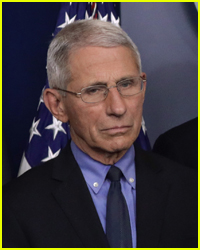 Dr. Anthony Fauci Anticipates This Many Deaths in the U.S. Due to Pandemic