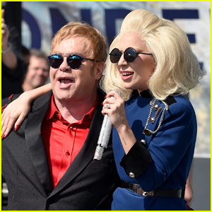 Lady Gaga to Perform in Elton John's Pandemic Relief Concert!