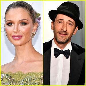 Georgina Chapman Finds New Boyfriend Adrien Brody