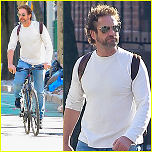 Gerard Butler Set To Return To Sparta To Be Part Of Olympic Torch Relay