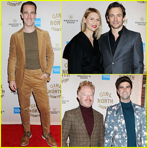 So Many Stars Attended the Opening Night of Broadway's 'Girl from the North Country'