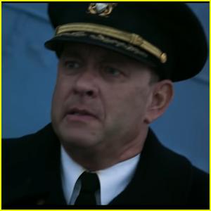 Tom Hanks Fights the Nazis in 'Greyhound' Trailer - Watch!