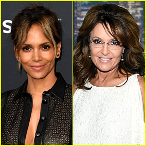 Halle Berry Takes a Dig at Distant Relative Sarah Palin