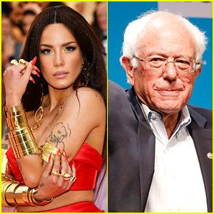 Halsey Officially Endorses Bernie Sanders for President (Video)
