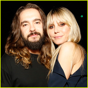 Heidi Klum & Husband Tom Kaulitz Take Coronavirus Test & Are Quarantining Separately