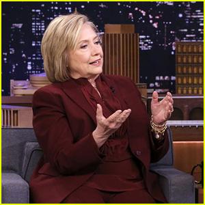 Hillary Clinton Praises Joe Biden's Super Tuesday Victory - Watch! (Video)