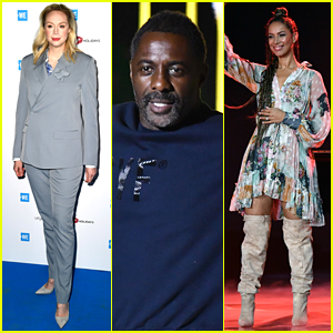 Idris Elba Speaks Out About His Childhood, Shares Life Lessons at WE Day UK 2020