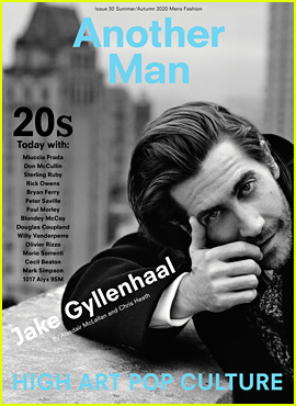 Jake Gyllenhaal's 'Another Man' Magazine Issue Will Be Free for Everyone to Download
