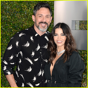 Jenna Dewan Shares Sweet Video of Steve Kazee With Newborn Baby Callum - Watch!
