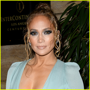 Jennifer Lopez Opens Up About Quarantining & Working From Home