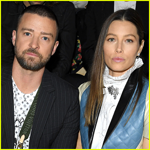 Jessica Biel & Justin Timberlake Celebrate Her Birthday in Their PJs!