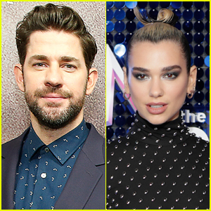 John Krasinski to Host 'Saturday Night Live' with Musical Guest Dua Lipa!