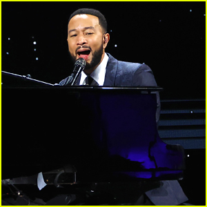 John Legend Will Perform a Concert from Home, Following Coldplay's Lead