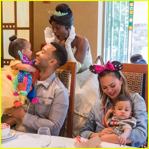 John Legend Opens Up About Balancing His Superstar Life With Family Time