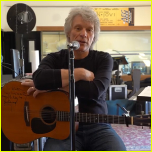 Jon Bon Jovi is Asking Fans to Help Him Write a Song - Watch!