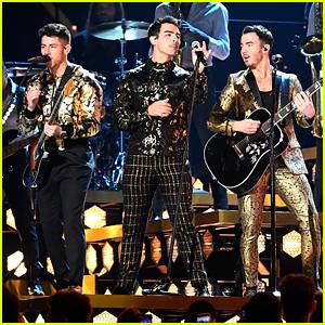 Jonas Brothers Axe Their Las Vegas Residency Because of Coronavirus