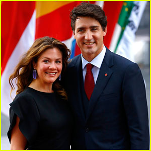 Canadian Prime Minister Justin Trudeau's Wife Sophie Tests Positive for Coronavirus