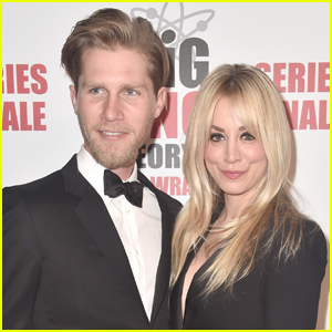 Kaley Cuoco & Husband Karl Are Finally Moving in Together!