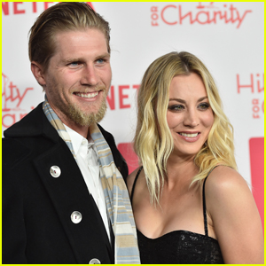 Kaley Cuoco & Karl Cook Move In Together Almost Two Years After Wedding!