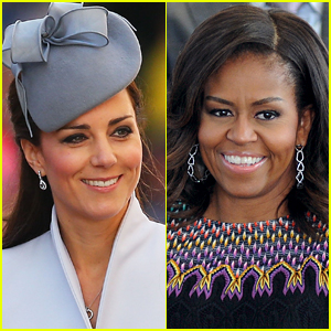 Duchess Kate Middleton Recommended This Skincare Product to Michelle Obama!
